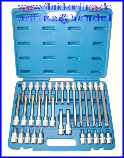Bitsatz TORX gro