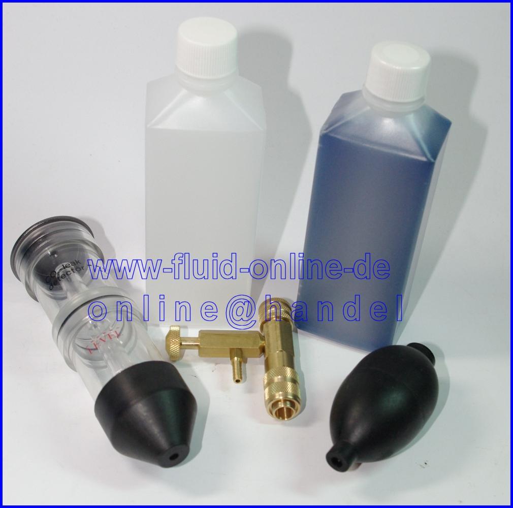 CO2 Lecktester