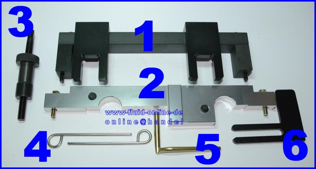 a 8257 satz bmw werkzeug steuerkette n43 b16 n43b20 e60 e81 e82 e87 e90 e91 e92 ebay. Black Bedroom Furniture Sets. Home Design Ideas