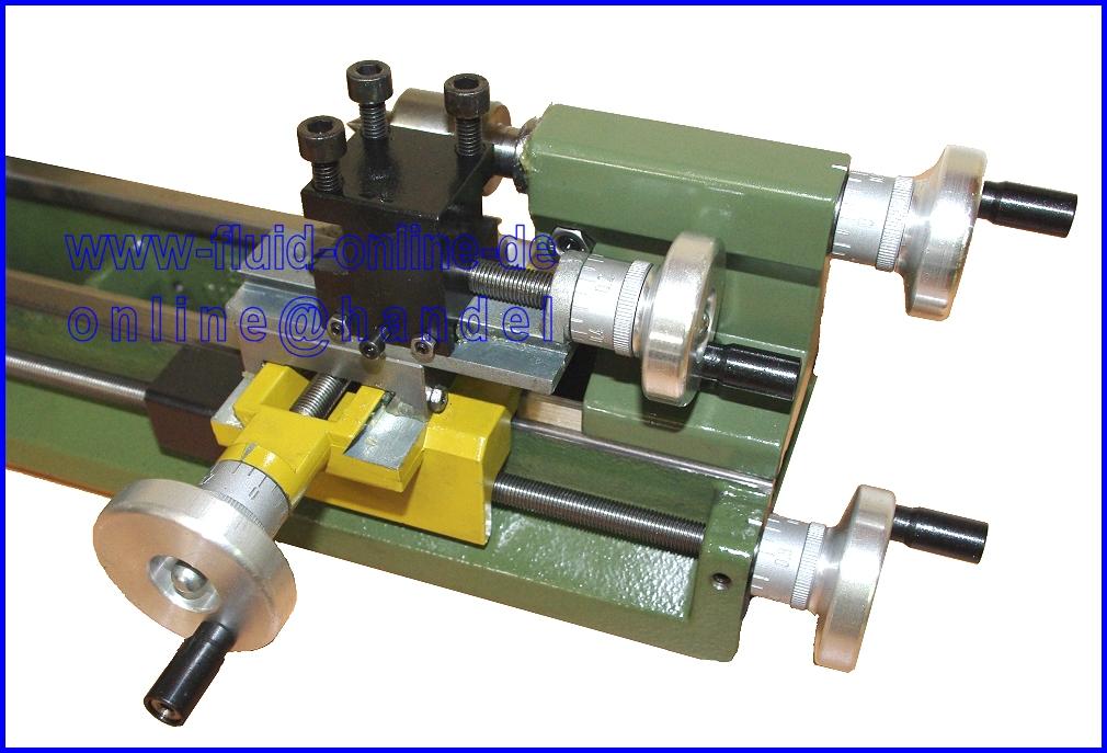 PROXXON 24004 Präzisionsdrehmaschine Drehmaschine PD230/e ...