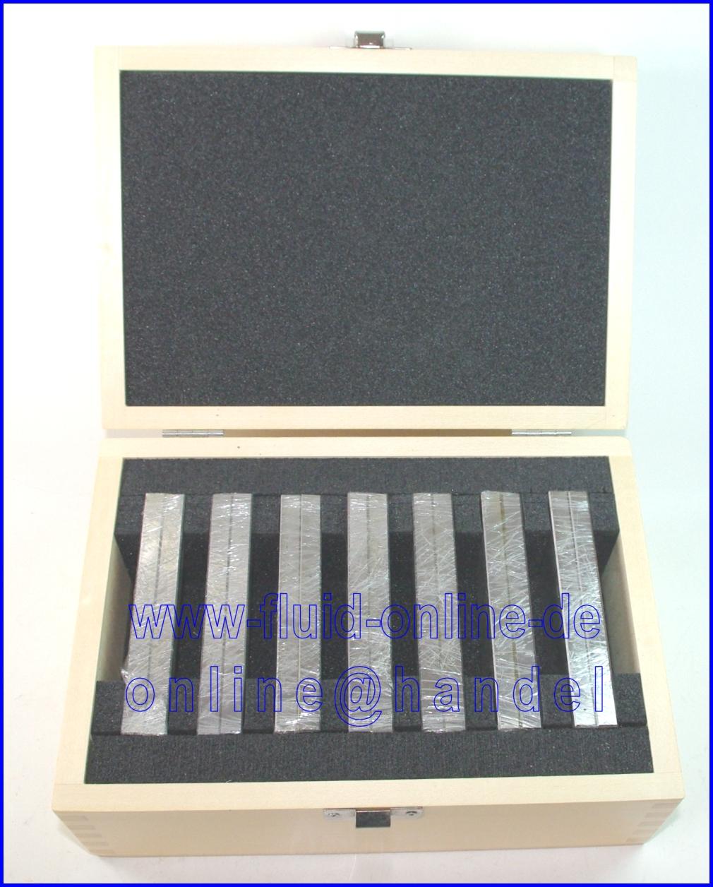 proxxon 24266 parallelunterlagen 14 teiliges set neu ebay. Black Bedroom Furniture Sets. Home Design Ideas
