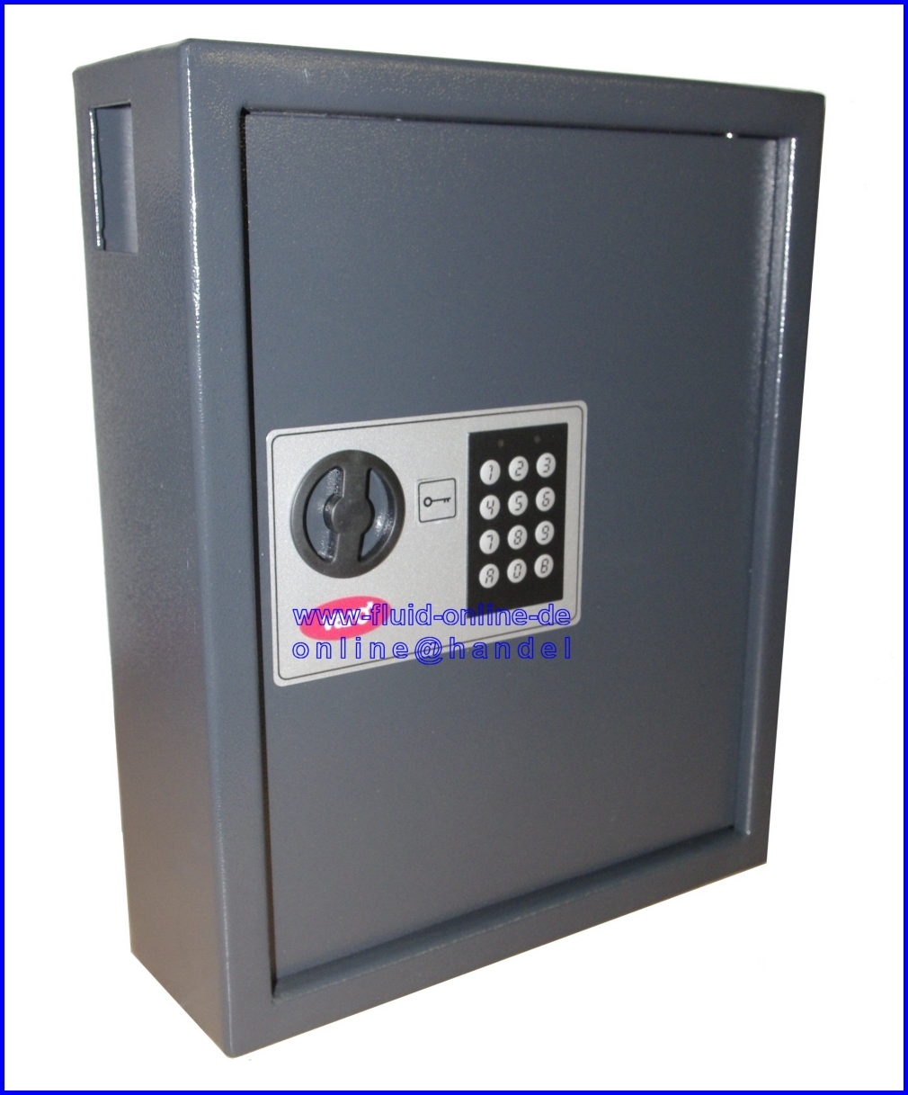 schl sseltresor safe tresor kc48el max 48 schl ssel. Black Bedroom Furniture Sets. Home Design Ideas